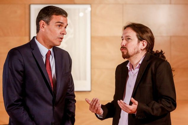 Traspasar, reprobar, suspender o aguantar al madrileño Pedro Sánchez