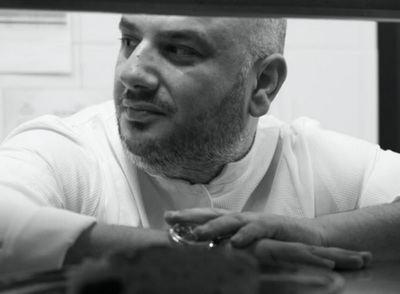 El chef Ismael Alonso