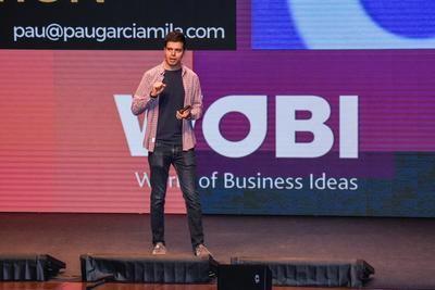 Pau Garcia-Milà lanza una Escuela de Emprendimiento online