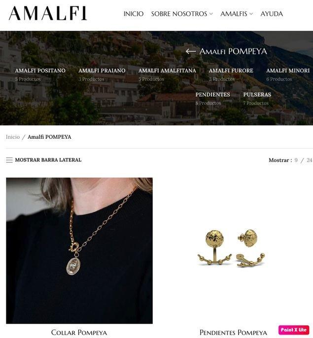 Éxito del lanzamiento de la nueva colección de joyas AMF by Amalfi