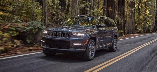 El nuevo Jeep Grand Cherokee 2021 se abre camino en el segmento de los SUV de gran tamaño