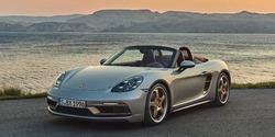 Porsche lanza una edición limitada del Boxster, un coche para sus fieles seguidores