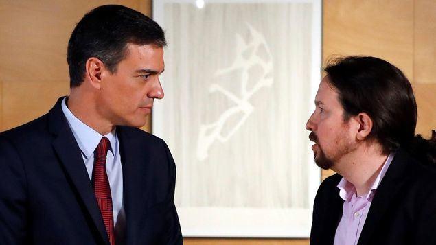 Pedro Sánchez, vicepresidente X de su vicepresidente 2º