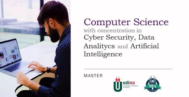 MIA Digital University y UDIMA lanzan un Máster en Ciberseguridad