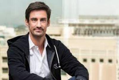 Guillaume Pousaz, CEO y fundador de la compañía