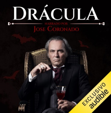 Jose Coronado es drácula en el audiolibro del clásico de Bram Stoker
