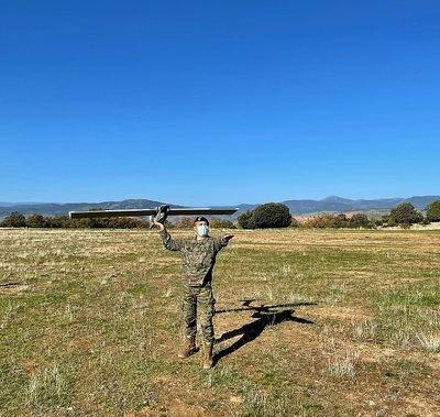 Unidades de élite españolas reciben las primeras unidades del RPAS Seeker