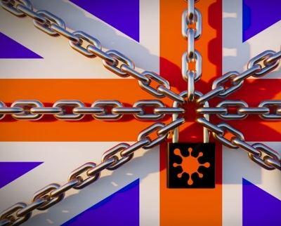 Reino Unido anuncia tercer confinamiento nacional, dejando sin respiro a la libra