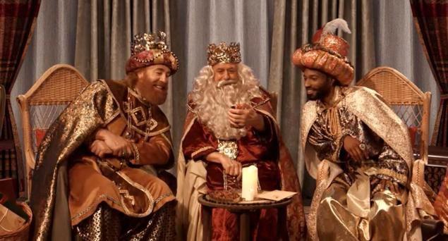 Los Reyes Magos llamarán a los más pequeños antes de tomar su primer vuelo con Iberia