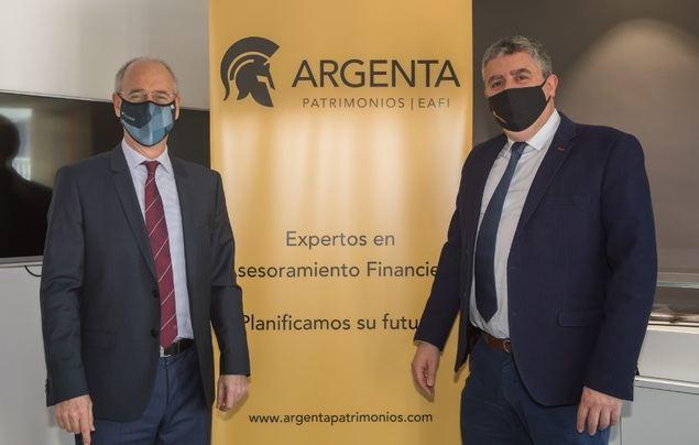 La entidad bancaria Vall Banc compra Argenta Patrimonios