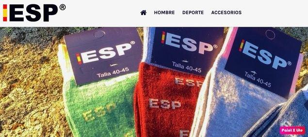 Descuentos del 20% en las compras de la nueva tienda de moda ESP.es