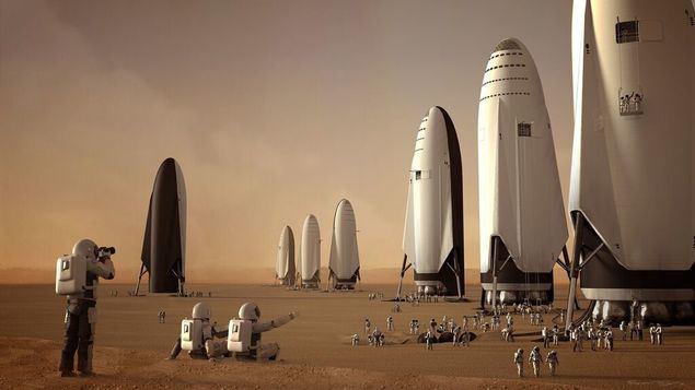 SpaceX, odisea en el espacio: ¿Es posible la colonización de Marte? ¿Qué planes tiene SpaceX al respecto?
