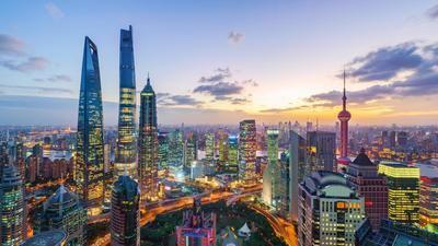 Shanghái, centro neurálgico de la economía financiera china.