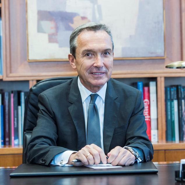 Juan Carlos Gallego, Presidente de MicroBank.