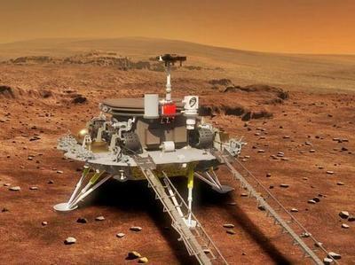China también llega a Marte: la sonda Tianwen-1 alcanza el ajuste orbital  alrededor del planeta rojo | EL MUNDO FINANCIERO