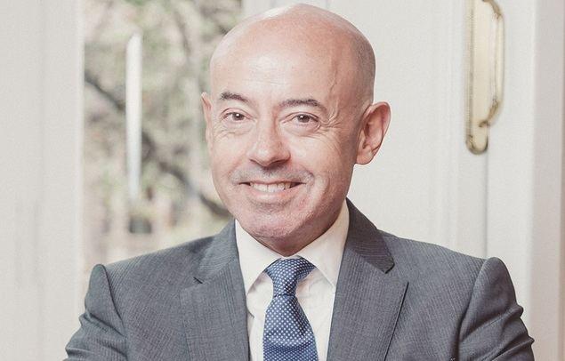Jesús Abellán, CEO de Arum Group