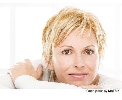 Cortes de pelo para mujeres de + 50 años con cara redonda