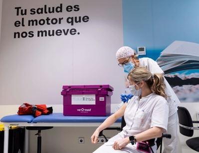 Seat ofrece su infraestructura sanitaria para vacunar a los ciudadanos de la COVID-19