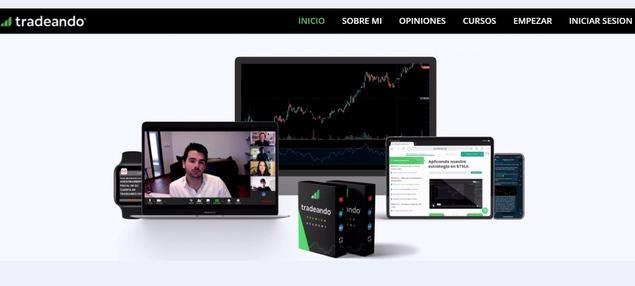 Enrique Moris (Tradeando), el español que destapó el caso Reddit, da un curso de Bolsa