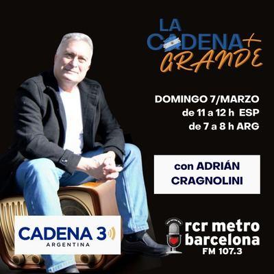 RCR Metro Barcelona una Radio Made in Spain pero con Alma Argenta