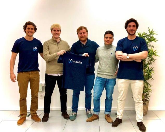 La startup Menhir Financial gana la quinta edición de Cuatrecasas Acelera