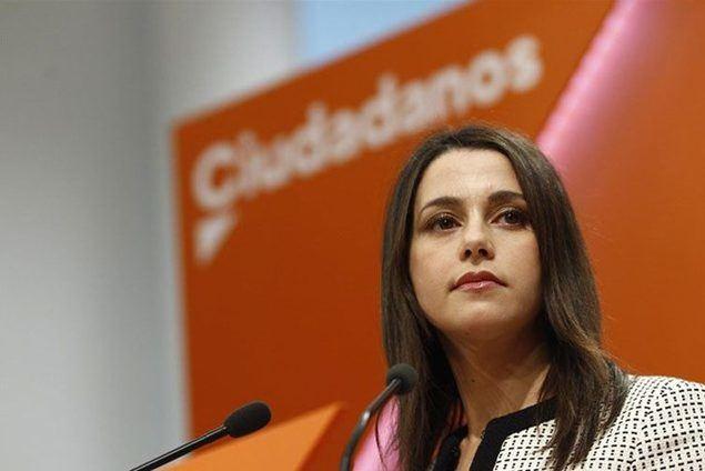 Doña Inés (Arrimadas), de Murcia a Lavapiés