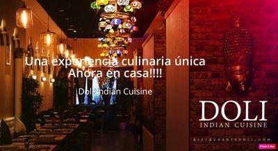 Restaurante Doli, auténtica cocina india tradicional