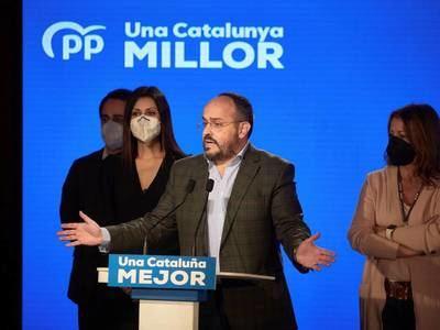 La decadencia del Partido Popular de Cataluña