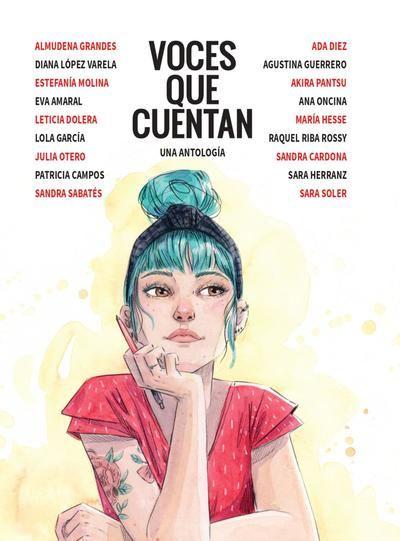"""""""Voces que cuentan"""": una oportuna colección de relatos de superación femenina en forma de cómic"""