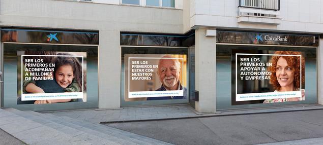 Nueva campaña institucional de CaixaBank.