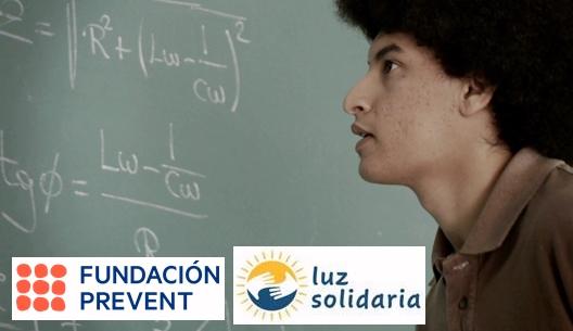 Luz Solidaria contribuye al Programa de Becas para Estudiantes Universitarios con Discapacidad de Fundación Prevent