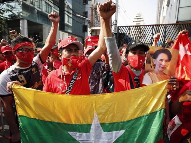 Birmania, de mal en peor