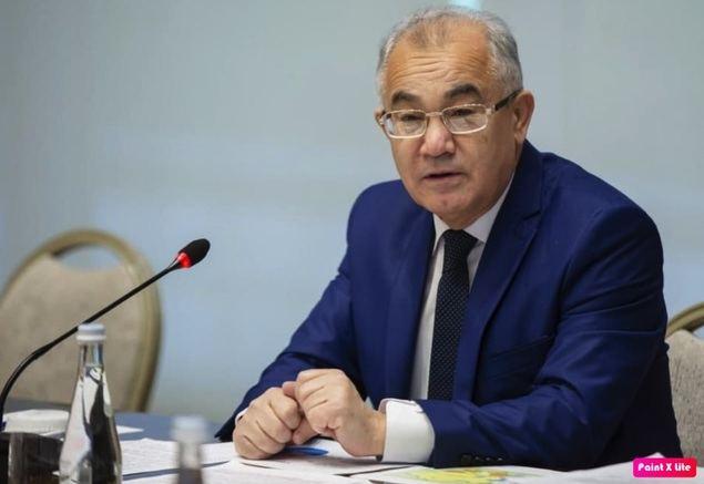 Akmal Saidov es Vicepresidente de la Unión Interparlamentaria de Uzbekistán.