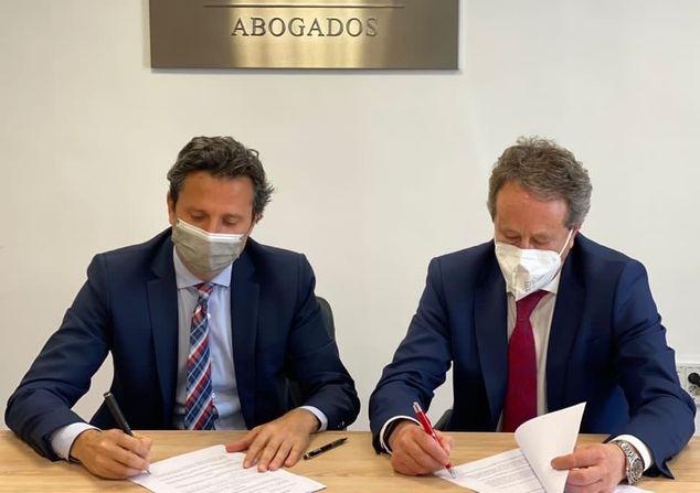 Falcón Abogados y Grupo Best (Best House) firman un acuerdo de colaboración