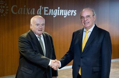 Félix Masjuan, nuevo presidente del Grupo Caja de Ingenieros
