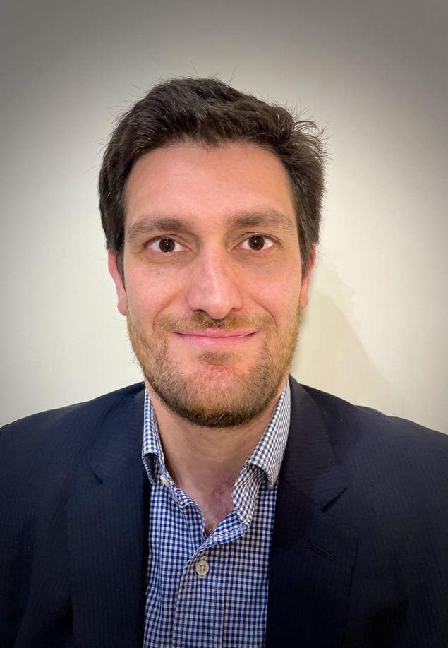 El investigador y doctor, Nikos Fotiou.