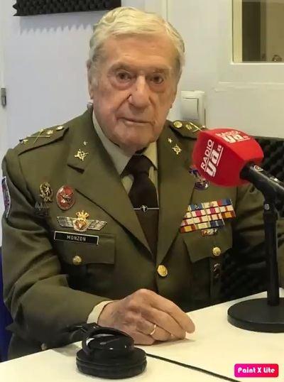 El General Manuel Monzón.