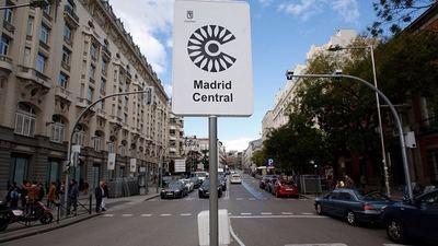 El Tribunal Supremo anula definitivamente Madrid Central