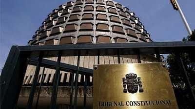 Tibieza al frente del Tribunal Constitucional