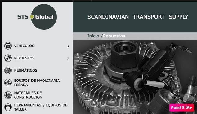 Repuestos de alta calidad para vehículos con STS-Global