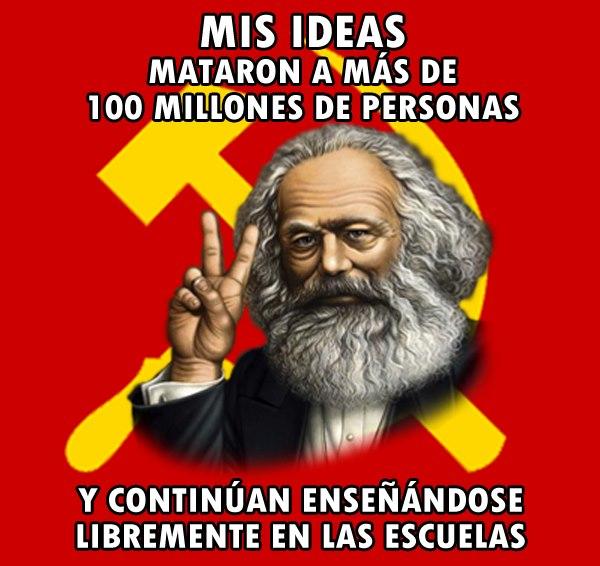 El marxismo es una ideología criminal