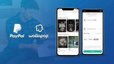 Wallapop y PayPal colaboran para ofrecer pagos rápidos y seguros en el mercado de segunda mano