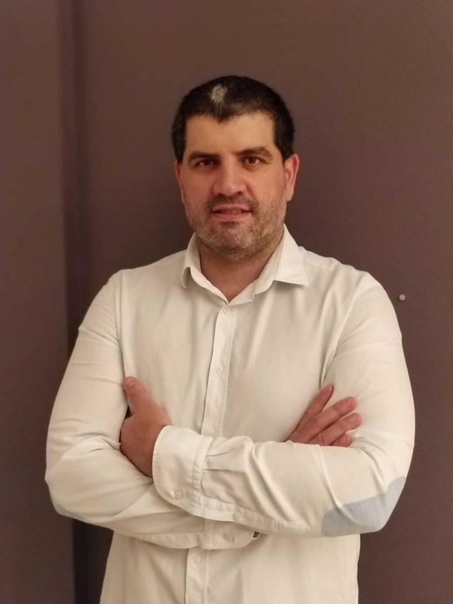 Sergio Giménez.