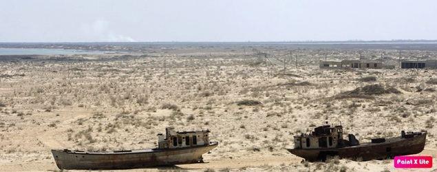 Uzbekistán se propone recuperar el Mar Aral