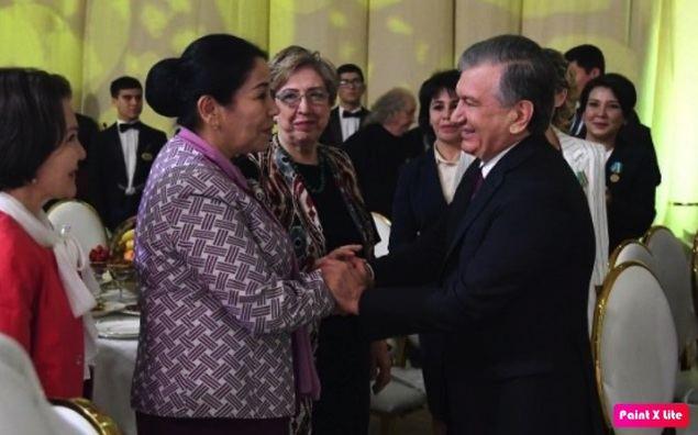El papel de las mujeres en el Parlamento nacional de Uzbekistán