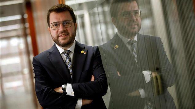 Los retos de Pere Aragonés