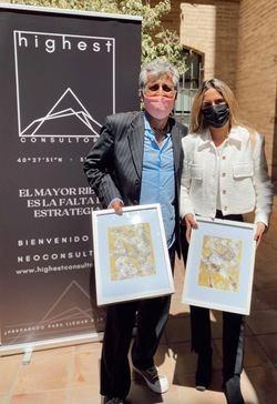 HIGHEST Consultores amplía su cartera de artistas con el fichaje del pintor Valenciano José Martí