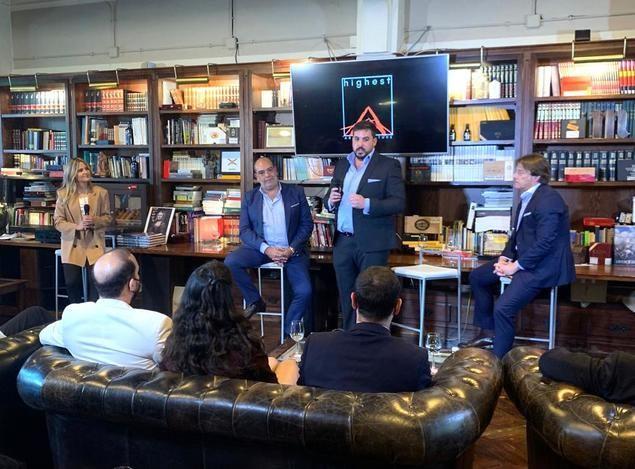 HIGHEST Consultores reúne en Madrid a Embajadores, Periodistas y Empresarios para impulsar el desarrollo de negocio