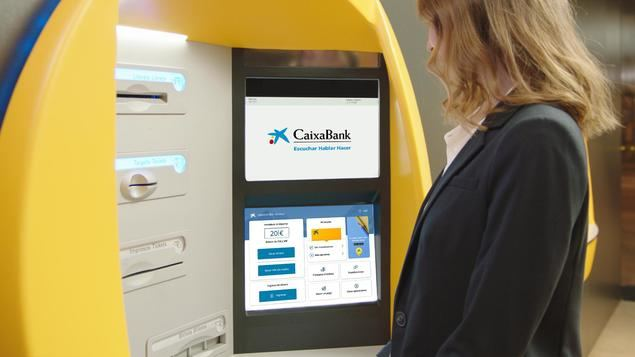 CaixaBank ATMNow.