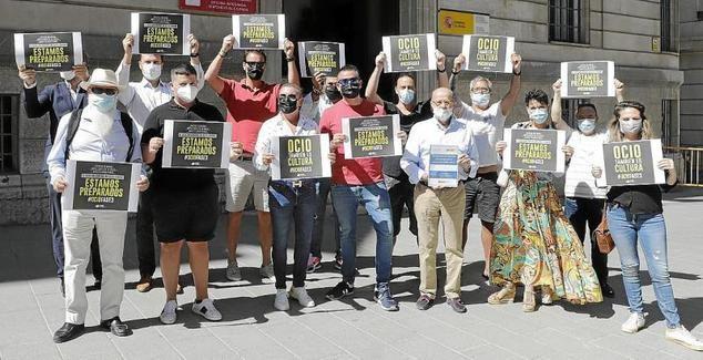 El colectivo 'Somos Ocio Nocturno' pide la dimisión de la Presidenta de Baleares, Francina Armengol, por el daño económico producido y la nula gestión